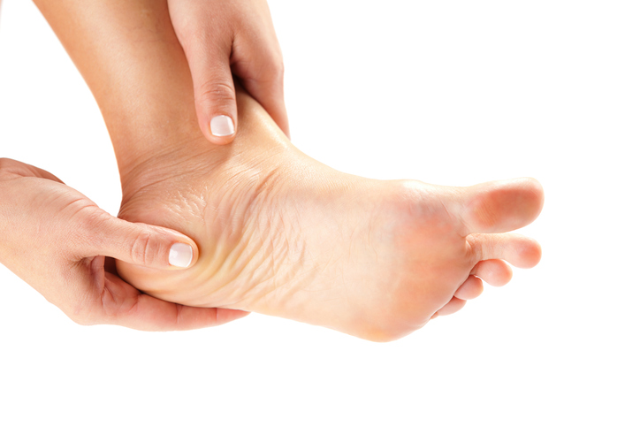 gezwollen voeten - beautytrends.be