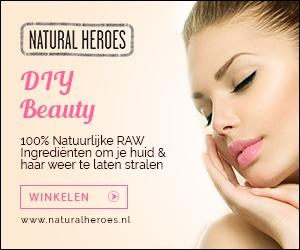 natural heroes huid en haar banner