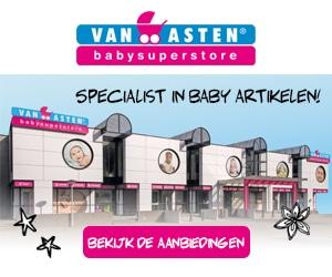 van asten baby banner
